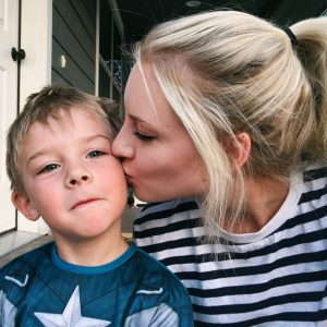 Noah's Sixth Birthday with Katie