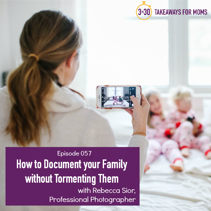 How to Document your Family without Tormenting Them __ Rebecca Sior