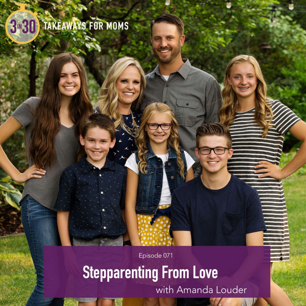 Stepparenting From Love